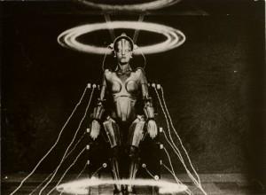 Cyborg dalam Metropolis