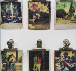Kumpulan foto dari riset fotografer Kaliurang, Yogyakarta (sumber: instagram.com/ruangrupa)