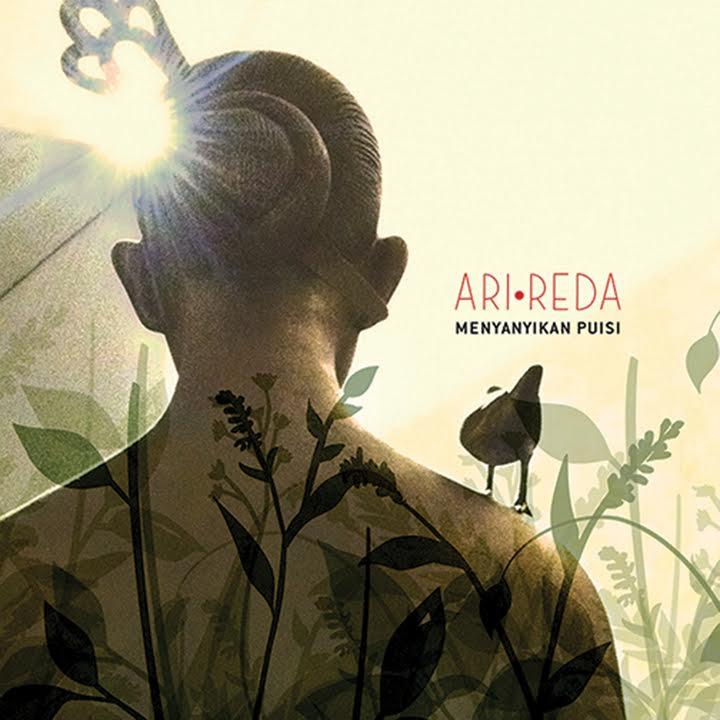 Cover album baru AriReda, Menyanyikan Puisi