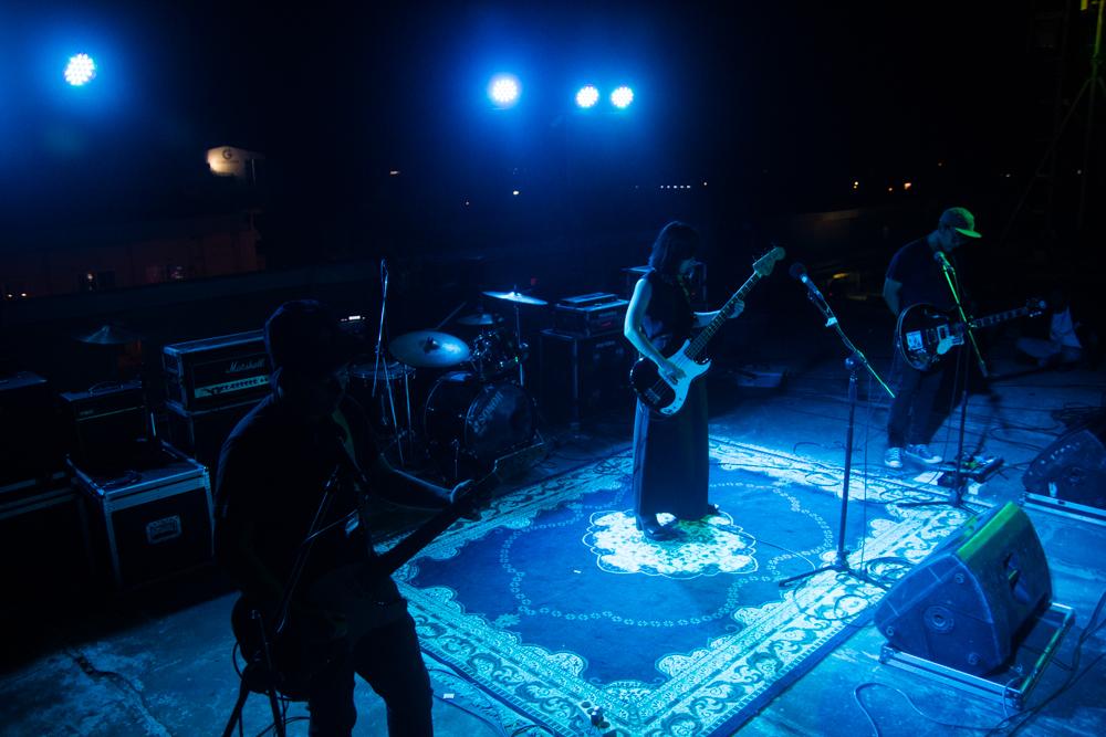 NERVOUS Band (Photo by: Bimo Dwi Putranto)