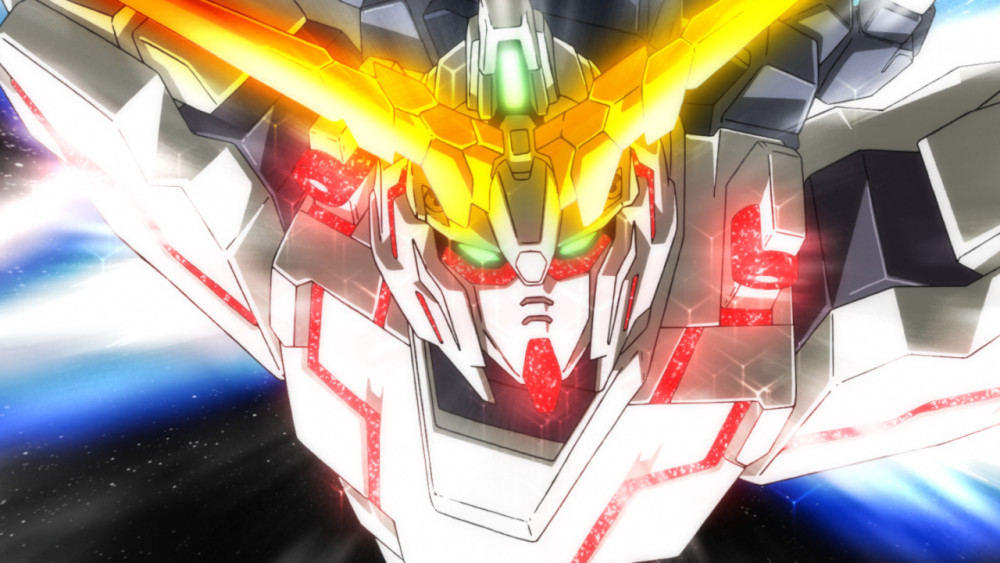 Mobile Suit Gundam Unicorn, episode Day Of The Unicorn yang juga masuk dalam line up Tokyo International Film Festival ke-28.
