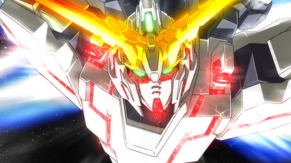 Mobile Suit Gundam Unicorn, episode Day Of The Unicorn yang juga masuk dalam line up Tokyo International Film Festival ke-28.