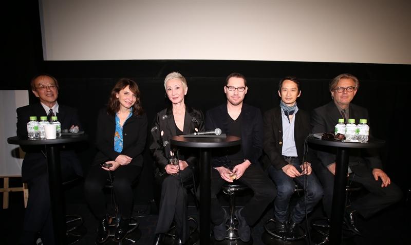 Seluruh tim juri dalam konferensi pers penutupan TIFF ke-28