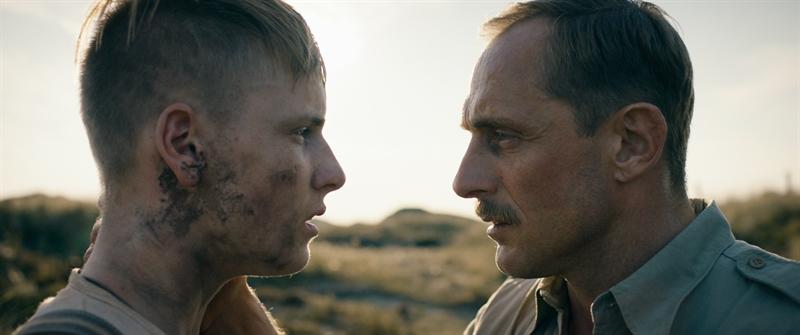 """""""Land Of Mine"""", sebuah film tentang Perang Dunia ke II, yang disutradarai dan sekaligus ditulis oleh Martin Pieter Zandvliet."""