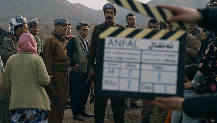 Salah satu adegan film Memories On Stone, karya sutradara Shakat Amin Korki  bersama Mehmet Aktas, yang banyak mendapatkan penghargaan Internasional (sumber: www.asiapacificscreenacademy.com)