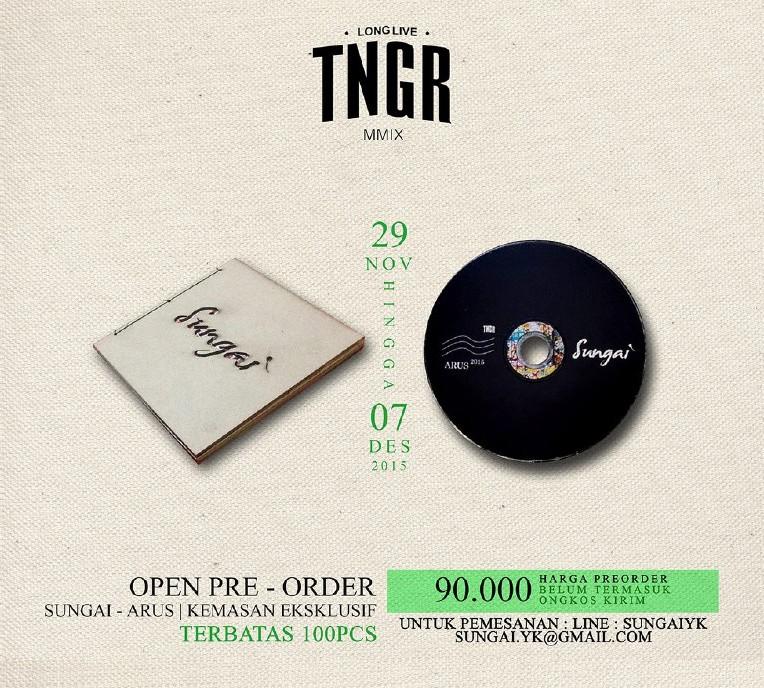 e-flyer Pre Order Album Sungai - Arus2015 (1)
