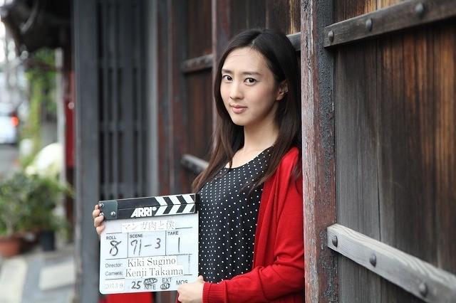Kiki Sugino, Aktris sekaligus Produser film (sumber foto: eigapedia.com)