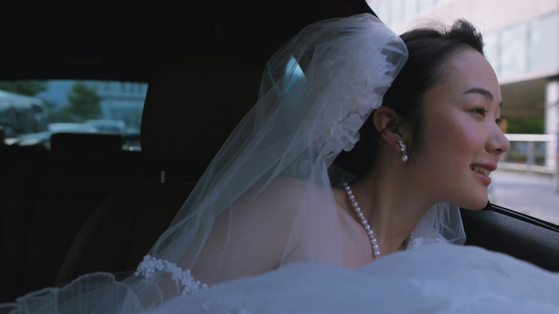 Cuplikan adegan film Bride for Rip Van Winkle, karya Shunji Iwai.
