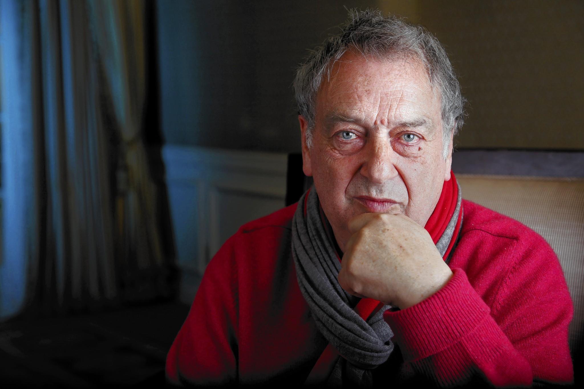 Stephen Frears, sutradara film Florence Foster Jenkins'yang juga menyutradarai film Philomena (sumber foto: articles.latimes.com)