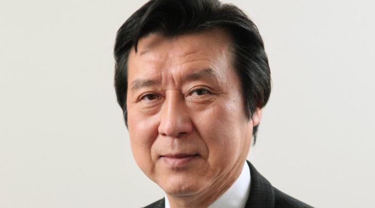 Takeo Hisamatsu, Festival Director dalam ajang Tokyo International Film Festival (TIFF) yang baru menggantikan Yasushi Shiina, yang telah menjabat sebagai Festival Director TIFF selama 4 tahun (photo: http://2017.tiff-jp.net)